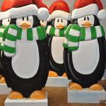 Pinguini h cm 180